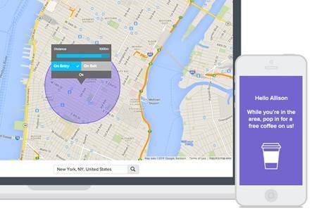 Beacons - location based technology