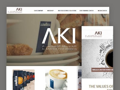 Food Services Portal