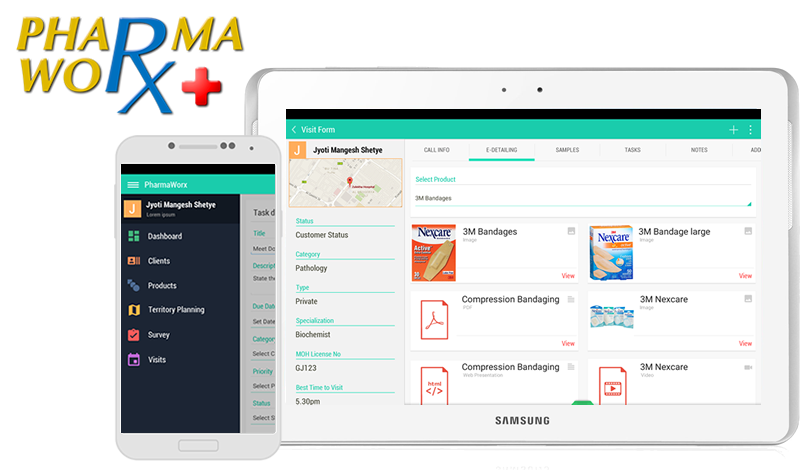 PharmaWorx Pharmaceutical Product Marketing, Medical Sales Mobile App, Pharmaceutical Sample Management, Sales Route Planner Mobile App, Sales Visit Planner Mobile App, PharmaWorx Unique Computer Systems, pharmacy mobile app Dubai, pharmacy mobile app Sharjah, pharmacy mobile app UAE