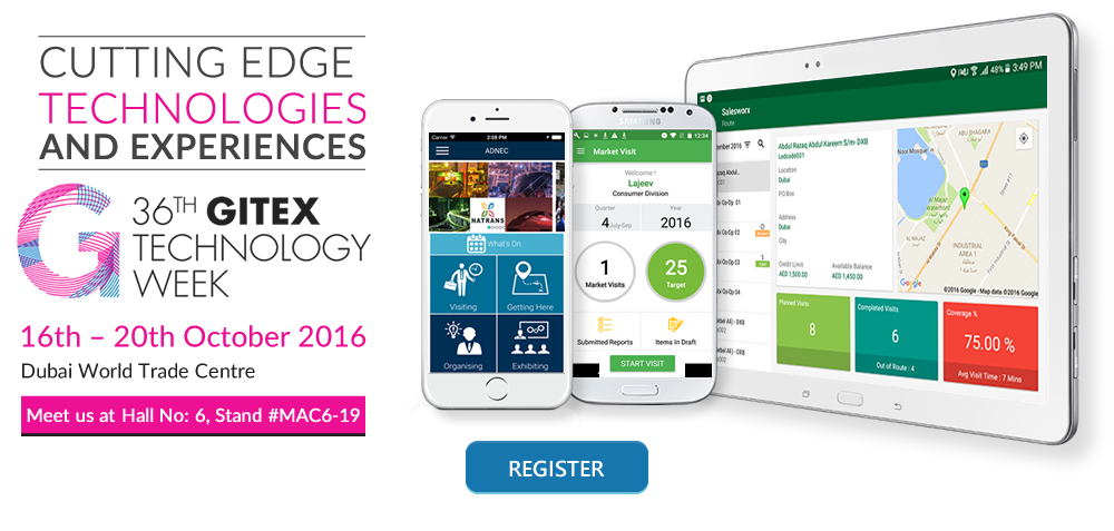 Meet Unique Computer Systems from 16th to the 20th of October during the GITEX Technology Week 2016 being held at the Dubai World Trade Center