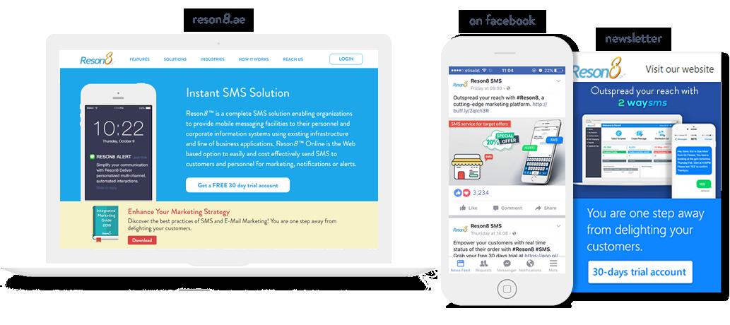 Engaging Customers through cross-channel digital marketing