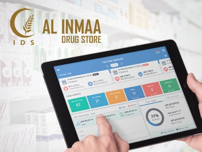 Inmaa SalesWorx IPad